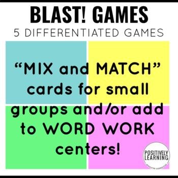 Pineapple Phonics and Sight Word Blast Game