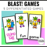 Pineapple Games Guided Reading