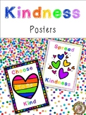Kindness Positive Quote Posters