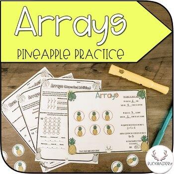 Pineapple Practice: Arrays