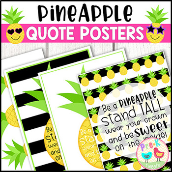 Pineapple Posters