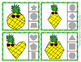Pineapple Shapes Clip Cards