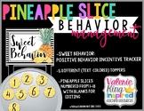 Pineapple Slice Sweet Behavior Management