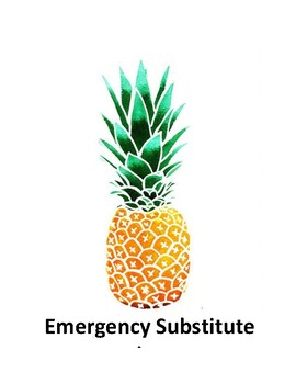 Pineapple Substitute Plans
