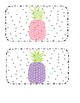 Pineapple Supply Labels