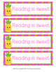 Pineapple Theme Bookmarks