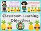Pineapple Theme Classroom Decor