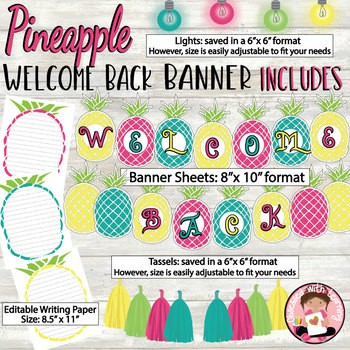 original-3926237-2 Teachers Welcome Letter Template Pinapple Theme on