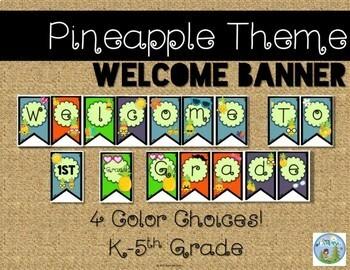 Pineapple Theme Growing Bundle