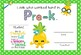 Pineapple Themed Pre-K, and Preschool Graduation Certificates