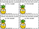 Pineapple-Themed Positive Notes for Students