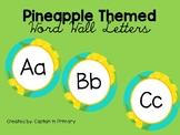Pineapple Word Wall