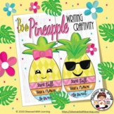 Back to School Pineapple Writing Activity
