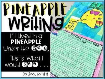 Pineapple Writing - Describing Ocean Life