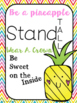 Pineapple Writing Prompt