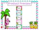 Pineapple and Flamingo Behavior Clip Chart