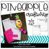Pineapple craftivity