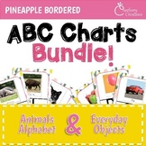 Alphabet Posters BUNDLE for Pineapples Classroom Decor