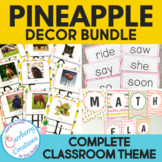 Pineapples Classroom Decor BUNDLE