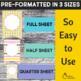 Pineapples Classroom Decor Editable Banners