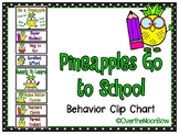 Pineapples Go to School | Behavior Clip Chart