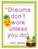"""Pineapples Growth Mindset Posters - 8.5""""x11"""", 18""""x24"""" - Ready for Printing"""