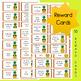 Pineapples Treasure Reward Coupons - 50 Rewards for Classroom Management