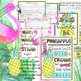 Pineapples and Flamingos EDITABLE Classroom Theme