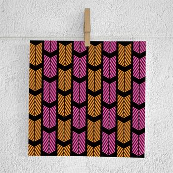 Pink And Orange Digital Paper Pack | Scrapbook Paper | Printable Backgrounds