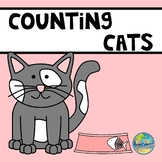 Counting Cats--10 Frames