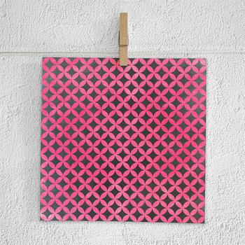 Pink Chalkboard Digital Backgrounds