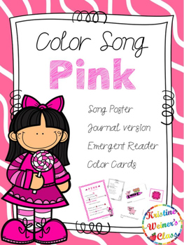 Pink Color Song {A Mini unit}