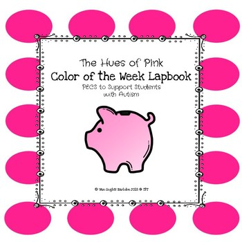 Pink Color of the Week Lapbook