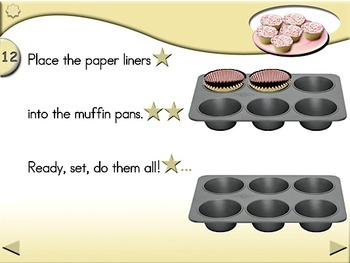Pink Cupcakes - Animated Step-by-Step Recipe