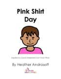 Pink Shirt Day - Colour