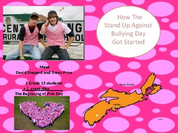 Pink Day- How the stand up against bullying began