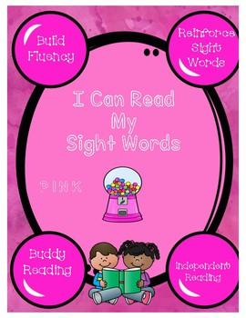 Fluency Reading-Pink