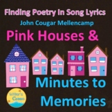 Finding Poetry in Song Lyrics: John Mellencamp, Substitute Plan, Google Slides