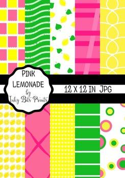 Pink Lemonade Paper Pack