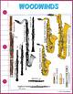 Blue, Pink, & Loose Leaf Decor: Instrument Family