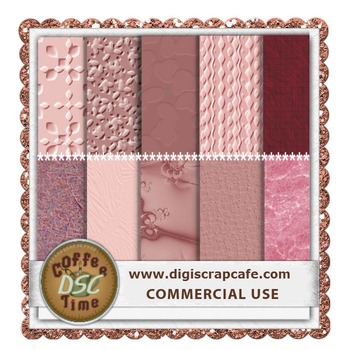 Pink Passion Papers