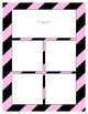 Pink Pastel Sorting Mat Frames * Create Your Own Dream Classroom Daycare