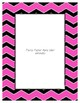 Pink Poster Frames * Create Your Own Dream Classroom / Daycare *