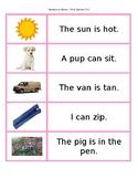 Pink Series CVC Sentence Matching