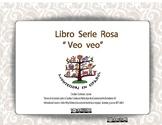 Pink Series Montessori Script Reading Book in Spanish