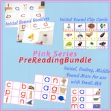Pink Series Pre-Reading bundle -- Montessori Pink Reading