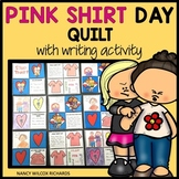 Pink Shirt Day Activities with Art and Writing