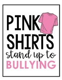 Pink Shirt Day - Stand Up to Bullying