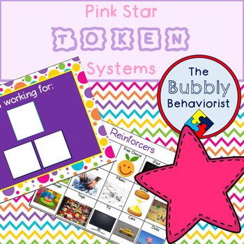 Pink Star Token Reinforcement Systems for Classroom Management