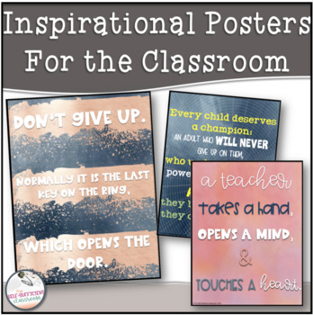 Pink Storm Inspirational Motivational Quote Posters
